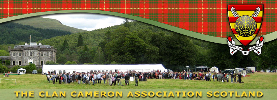 The History of Clan Cameron