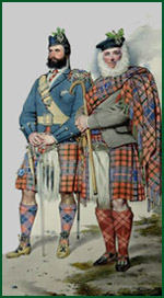 Colin Stewart Cameron and John Cameron painted 1875